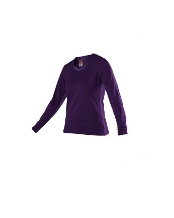 Alleson Girls Dig Long Sleeve Volleyball Jersey