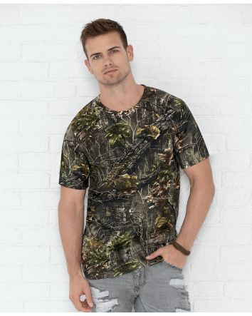 Code Five Adult Lynch Traditions Camo Tee