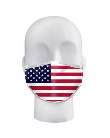 Alleson 3-Ply Sublimated Mask