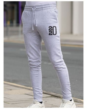JUST HOODS by AWDis Adult Tapered Track Pant