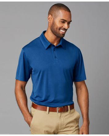 PRIM + PREUX Adult Energy Embossed Polo